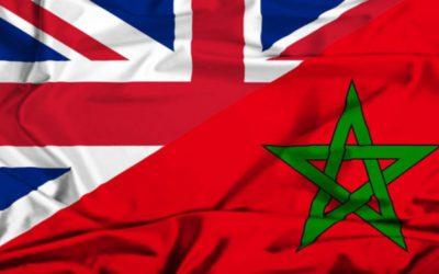 بريطانيا تعزز تعاونها الاقتصادي و التجاري مع المغرب
