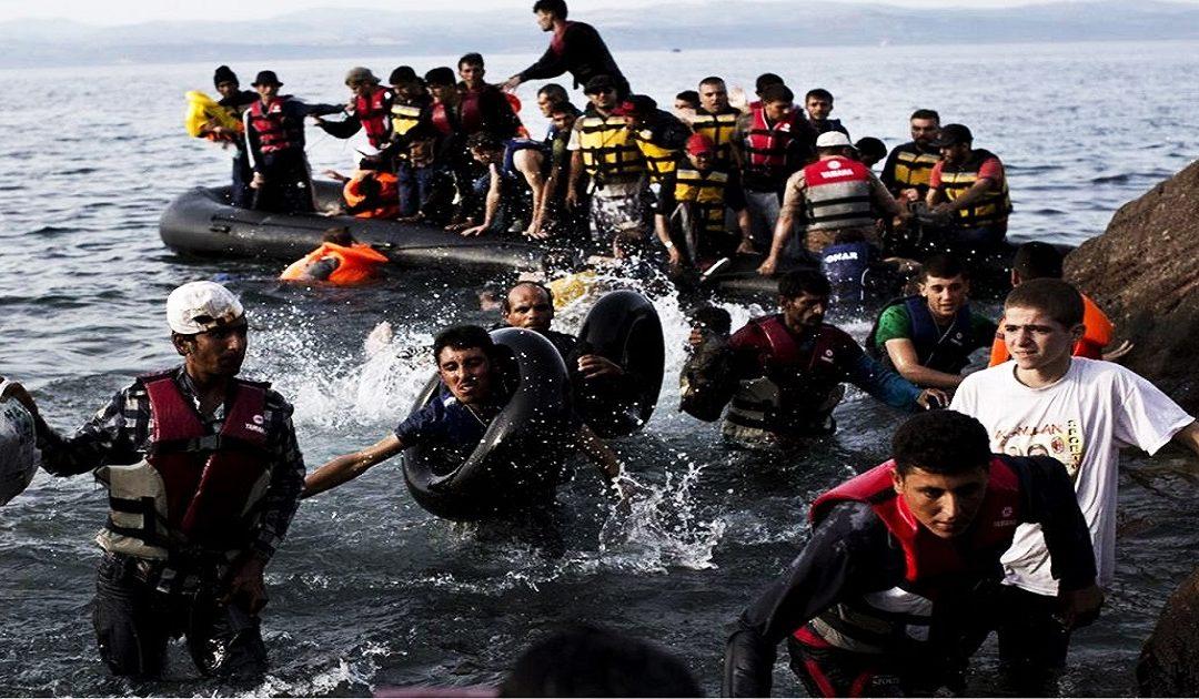 ليبيا .. إيقاف 113 مهاجرا سريا كانوا يحاولون الوصول إلى إيطاليا