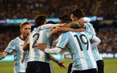خورخي سامباولي يفوز على البرازيل في أول اختبار له مع المنتخب الأرجنتيني