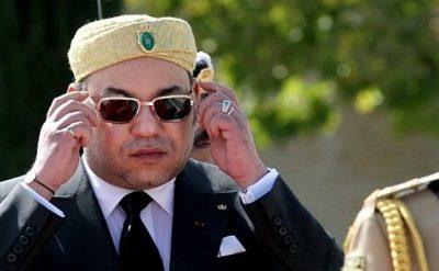 الملك محمد السادس يحل بمدينة أكادير