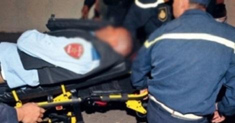 شرطي يقدم على اشهار سلاحه الوظيفي بمدينة مكناس
