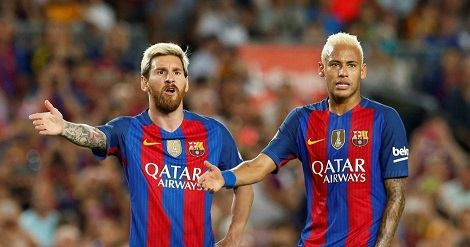 عودة الجدل بخصوص رحيل نيمار عن برشلونة