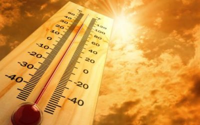 استمرار ارتفاع درجات الحرارة بعدد من مناطق البلاد