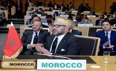 مغاربة إيطاليا يحتفلون بعودة المغرب إلى الإتحاد الإفريقي