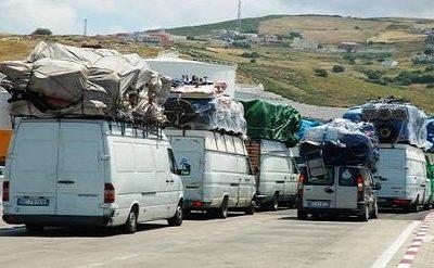 عقوبات زجرية تنتظر المهاجرين المغاربة في طريق العبور إلى الوطن