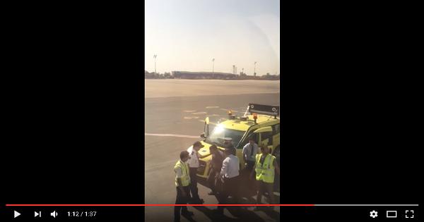 الخلفي يعلق على تعنيف مغربي من قبل أمن المطار