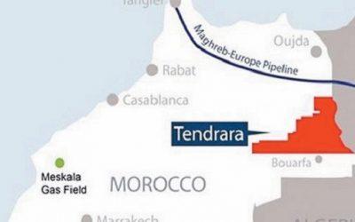 المغرب يستعد للبدأ في تصدير غازه إلى أوروبا