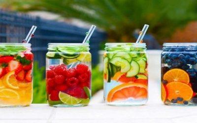4 مشروبات ديتوكس تنظف جسمك وتساعدك على خسارة الوزن