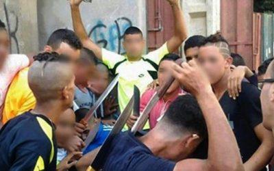 الرصاص يلعلع في سماء البيضاء إثر مواجهات بين الشرطة وعدد من معارف مبحوث عنه