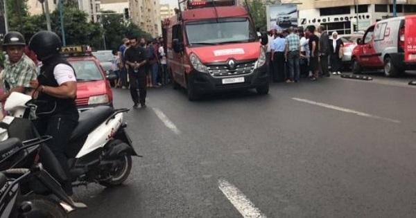 مقتل تلميذ في حادثة سير مروعة بشيشاوة