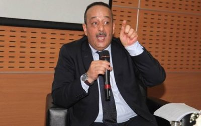 محمد الأعرج يكشف عن مخطط وزارة الثقافة و الاتصال للتنمية الثقافية