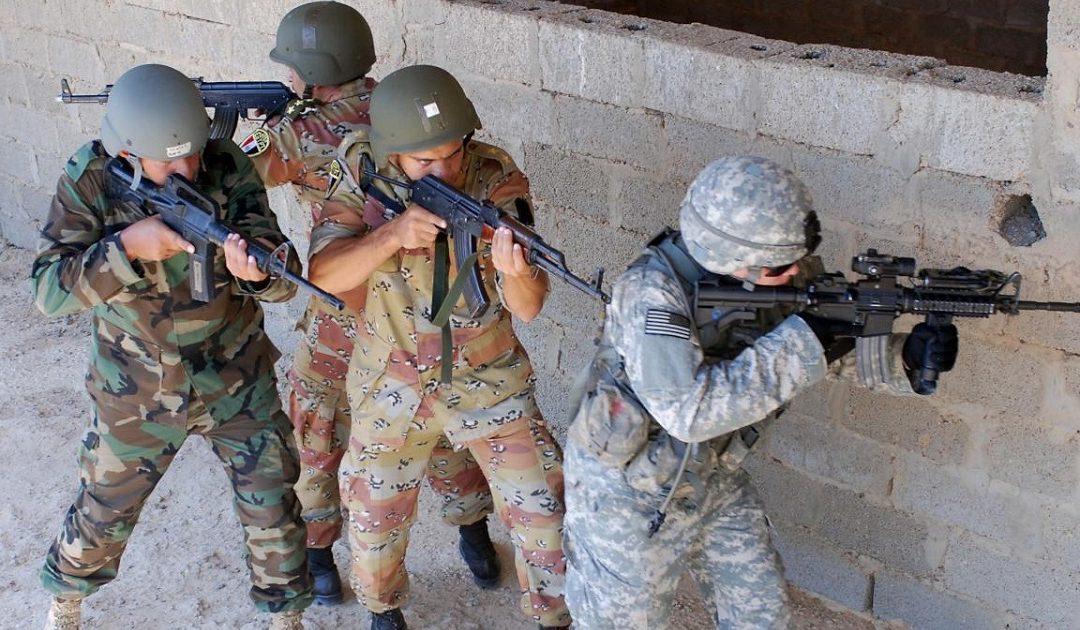 الجيش المصري يقضي على إرهابيين بسيناء