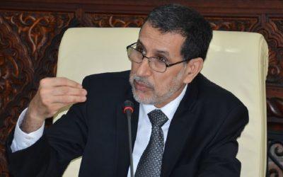 هكذا رد العثماني على عودة وزراء أخنوش خلال المجلس الحكومي +فيديو