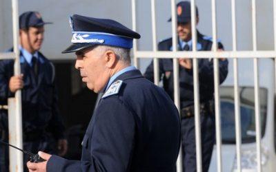 إيداع شرطي تحت تدابير الحراسة النظرية بسلا