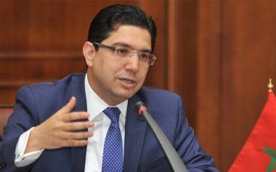 """وزارة الخارجية: """"ناصر بوريطة لا يتوفر على أي حساب على وسائل التواصل الاجتماعي"""""""