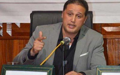 """""""البعمري"""" يدعو السياسيين المغاربة لإحياء المبادرات السياسية الحزبية اتجاه السياسيين الجزائريين"""