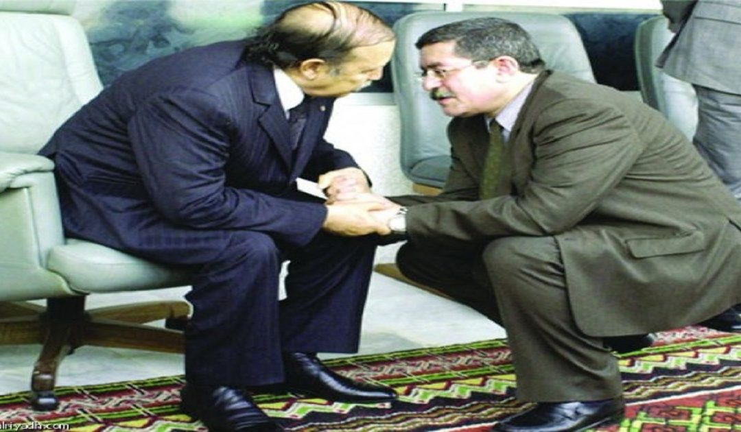 """حزب """"الأرندي"""" الجزائري يستغل تصريحات مساهل ضد المغرب لإعلان ولائه لبوتفليقة"""