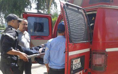 مصرع شخص وإصابة ابنه بجروح خطيرة في حادثة سير مؤلمة بأكادير