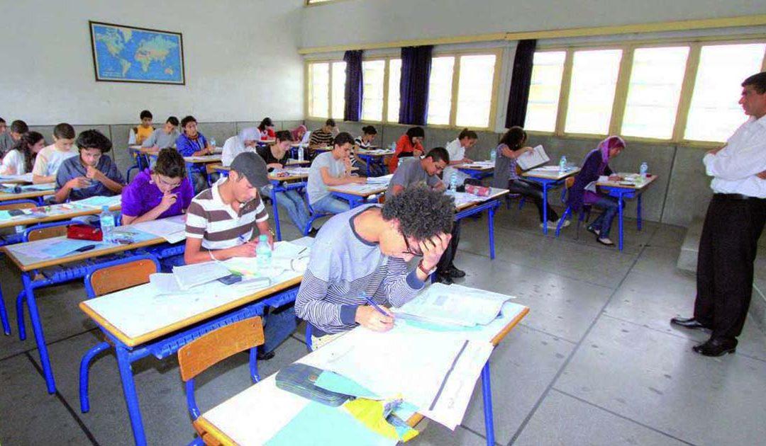 وزارة أمزازي تعلن عن مواعيد إجراء امتحانات البكالوريا للموسم الدراسي 2018-2019