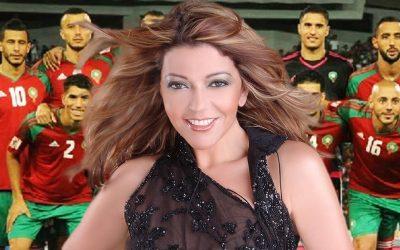 """سميرة سعيد تطلق أغنية """" allez لمغاربة"""" لتحفيز أسود الأطلس + فيديو"""