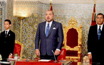 نص الخطاب السامي الذي وجهه جلالة الملك بمناسبة الذكرى الخامسة والستين لثورة الملك والشعب