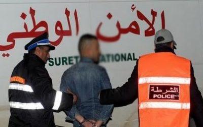 اعتقال شخص بتهمة حيازة المخدرات بكلميم