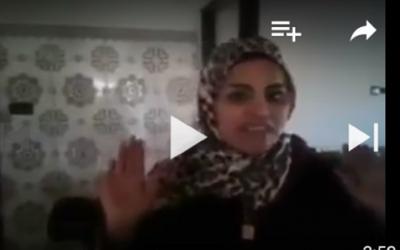 مواطنة مغربية عائدة من سوريا تصرخ من واقع الحكرة +فيديو