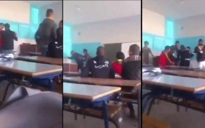 والد تلميذ ورزازات يكشف تفاصيل الإعتداء على الأستاذ