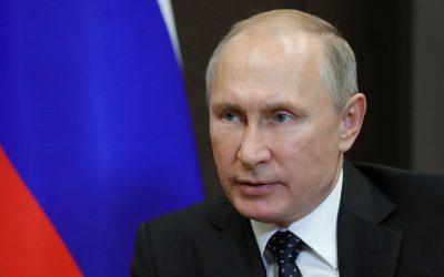 فيروس كورونا يلزم فلاديمير بوتين بنظام العزل الذاتي