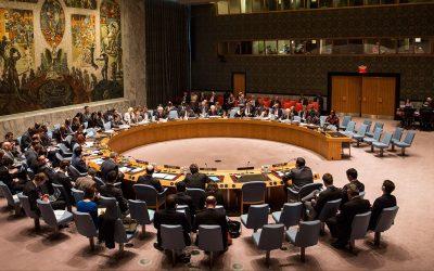 فلسطين تشكو واشنطن لدى مجلس الأمن الدولي