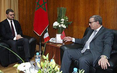 إيطاليا مهتمة بالتجرية المغربية في مجال مكافحة التطرف