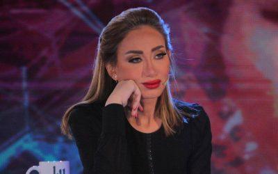 المحكمة تقضي ببراءة الإعلامية ريهام سعيد في قضية التشهير بالفنانة زينة