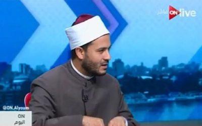 أحمد المالكي: الإسلام يبيح طعام أهل الكتاب والزواج منهم فكيف يحرم تهنئتهم