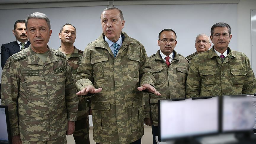 تركيا تقود حملة اعتقالات جديدة في صفوف الجيش