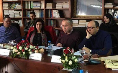 """أمينة المسعودي تقدم مؤلفها الجديد """"عمل أعضاء الحكومة في المغرب- الصلاحيات والحدود والمسؤوليات 1955- 2016"""""""