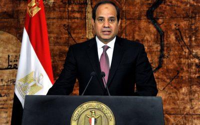 منافس آخر للسيسي ينسحب من الانتخابات الرئاسية بمصر