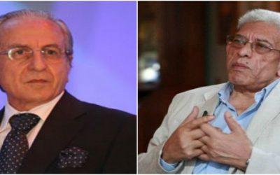 تكريم علي بدرخان و داوود عبدالسيد في الدورة 49 لمعرض القاهرة الدولي للكتاب