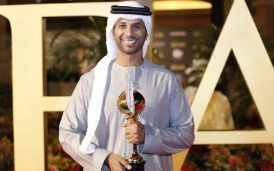 الإماراتي فايز السعيد واللبناني وائل كفوري يتوجان بجائزة ضيافة في دبي