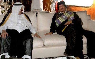 """دبلوماسي ليبي يكشف تفاصيل رسالة القذافي للسعودية حول """"المؤامرة"""""""