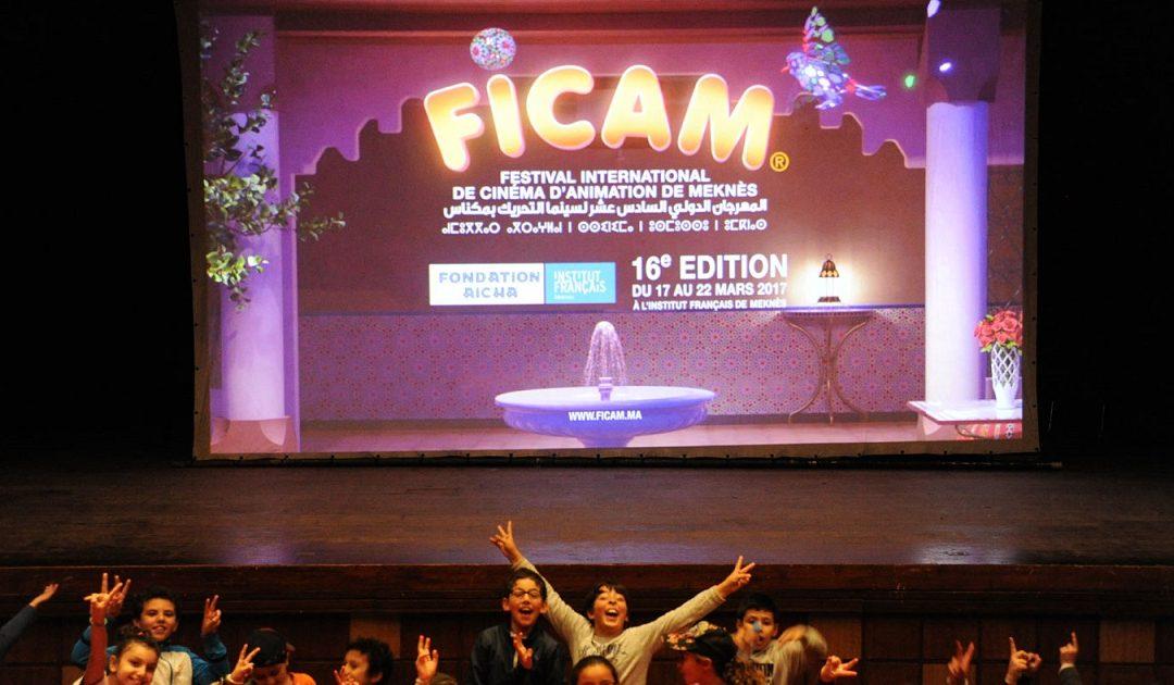 مكناس تحتضن الدورة 17 لمهرجان مكناس الدولي لسينما التحريك