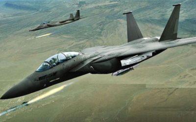 الطيران الإسرائيلي يشن غارات داخل مناطق سورية