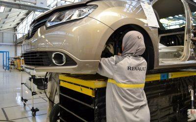 """""""رونو المغرب"""": إنتاج المجموعة انتقل من 345 ألف سيارة سنة 2016 إلى 376 ألف سنة 2017"""