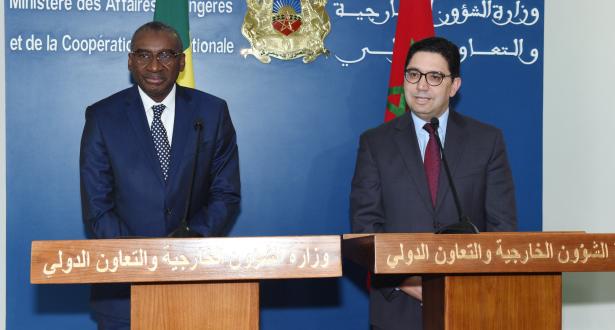 وزير الخارجية السينغالي يؤكد دعم بلاده للمغرب