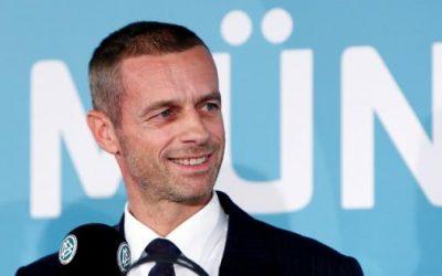 رئيس الاتحاد الأوربي لكرة القدم  يعبر عن رغبته في فرض ضريبة رفاهية على الأندية الغنية