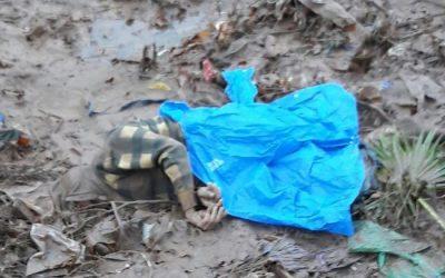 فاس.. العثور على جثة رجل بواد + صورة