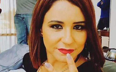 سامية أقريو تلج عالم الغناء + صورة