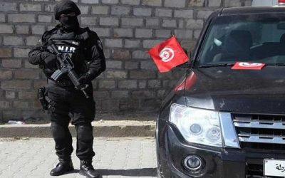 اعتقال ارهابي خطير بعد اصابته بطلق ناري بتونس
