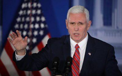 نائب الرئيس الأمريكي يصل إلى إسرائيل