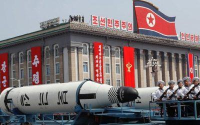 """كوريا الشمالية تكشف عن """"نظام صواريخ تكتيكي جديد تماما"""""""