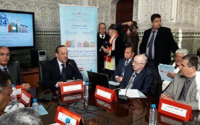 محمد الأعرج يدعو إلى انخراط وسائل الإعلام المغربية في التحسيس بفضائل القراءة